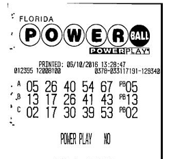 Lottery Tickets Online